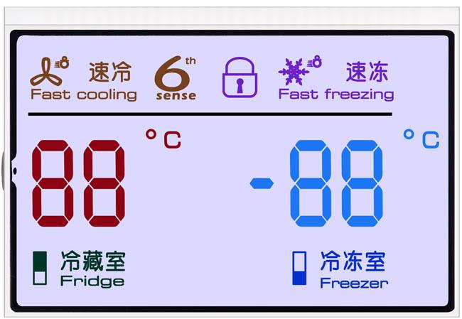 FSC场序彩色显示屏