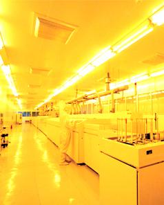 LCD自动光刻生产线